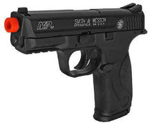 Refurbished Black Smith & Wesson M&P40 Co2 Airsoft Pistol