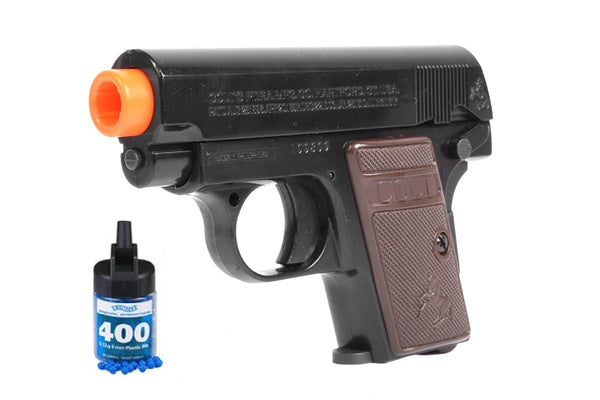 Refurbished Colt .25 Airsoft Pistol Kit