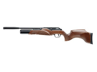 Manufacturer Refurbished Walther Rotek .22 Caliber PCP Air Gun Rifle. Wood Stock