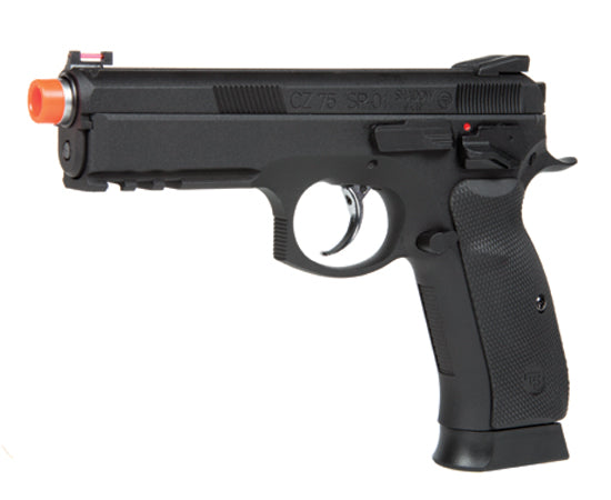 Refurbished CZ SP-01 ASG Gas Blowback Airsoft Pistol