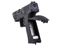 Metal Blowback Prop Pistol 6xp Co2 Airsoft Pistol, BROKEN Airsoft Gun, For Prop Use Only, Free Ship!