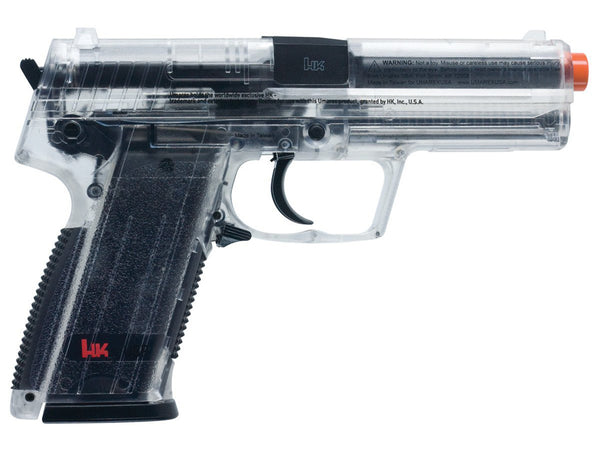 Licensed H&K USP Clear Spring Airsoft Pistol New