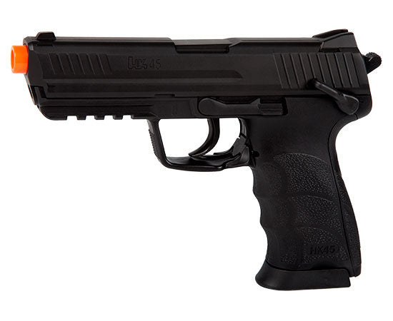 Refurbished Airsoft H&K 45 CO2 Pistol, Free Ship!