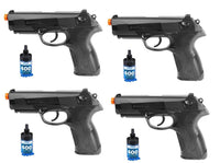 Refurbished Airsoft 4 Pack Beretta PX4 Storm Spring Pistol Kits!