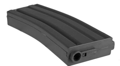 Airsoft M4/M16 Black 140 Round Mid Cap Magazine, Free Ship!
