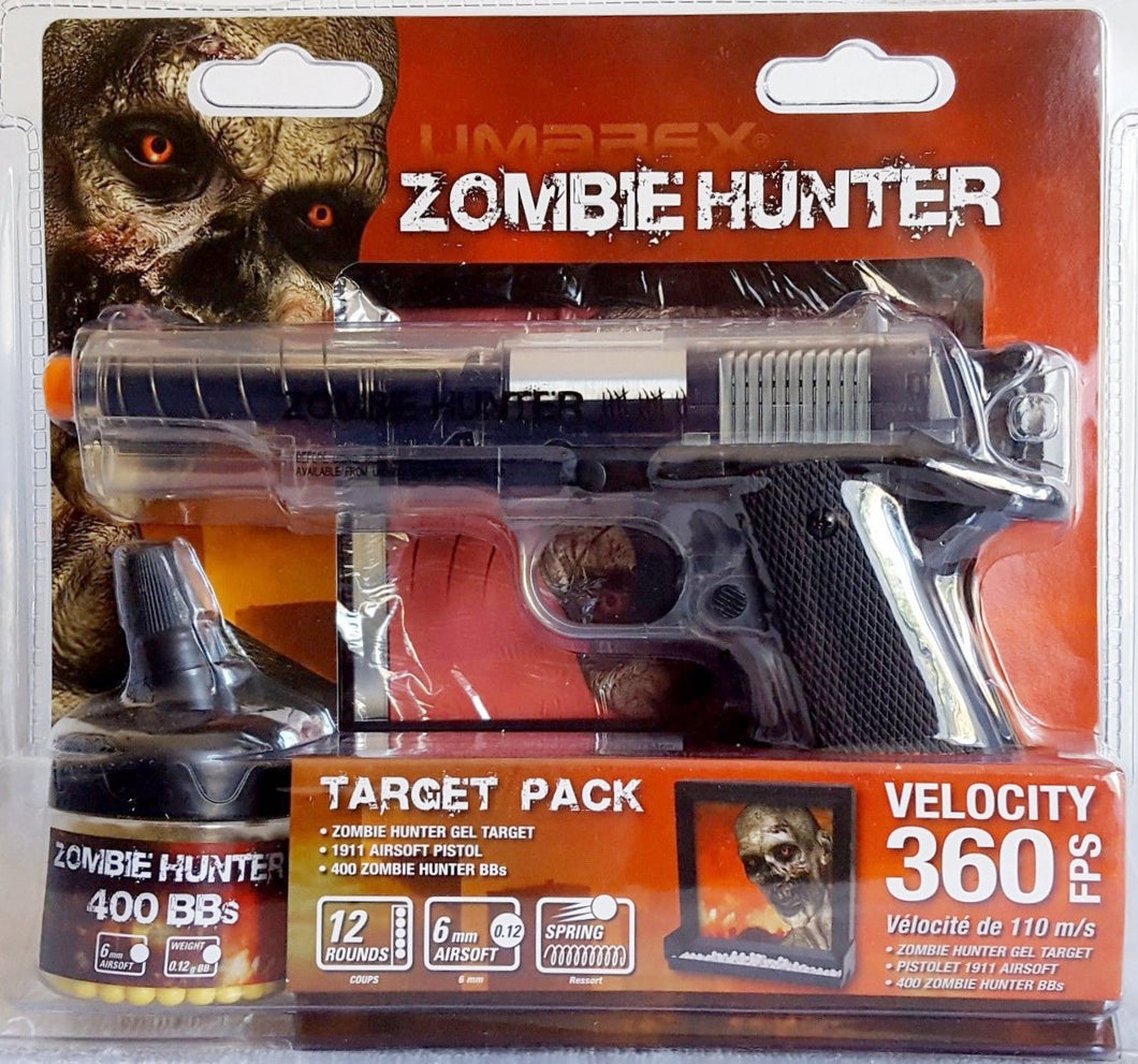 Airsoft NEW Umarex Zombie Hunter Target Pack 360FPS