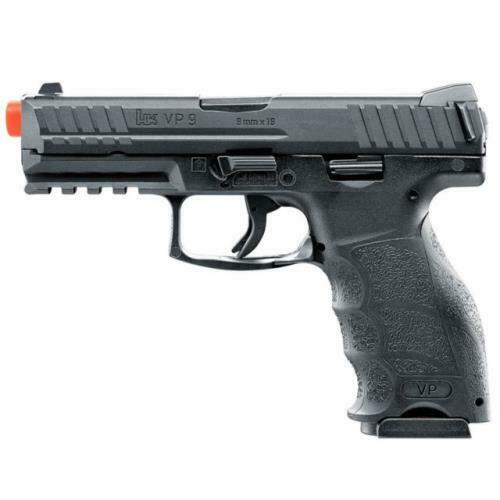 Refurbished H&K VP9 CO2 Blowback Airsoft Pistol, Free Shipping!