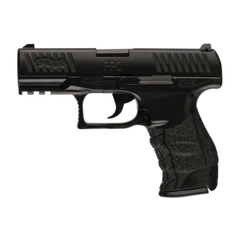 NEW Realistic CO2 Blowback Walther PPQ Black .43cal Paintball Pistol