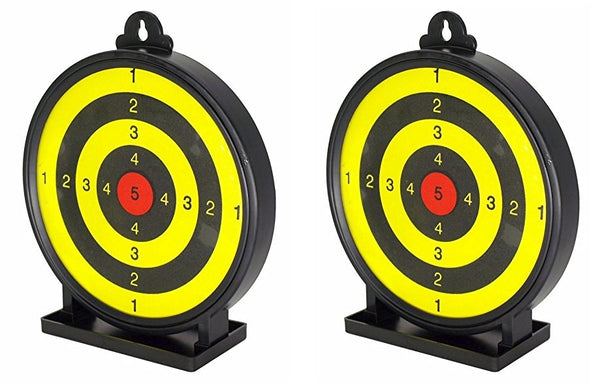 "2 Pack Airsoft Targets 6"" Sticky Targets! Perfect for Indoor target practice! Free Ship!"