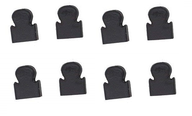 Replacement limb tips 8 Pack for 28# and 50# Pistol Crossbows