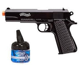Refurbished Airsoft Walther 1911 HPA Spring Pistol Kit