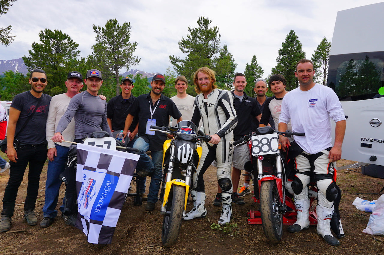 Race Report: Pikes Peak International Hill Climb 2015 - Part 2