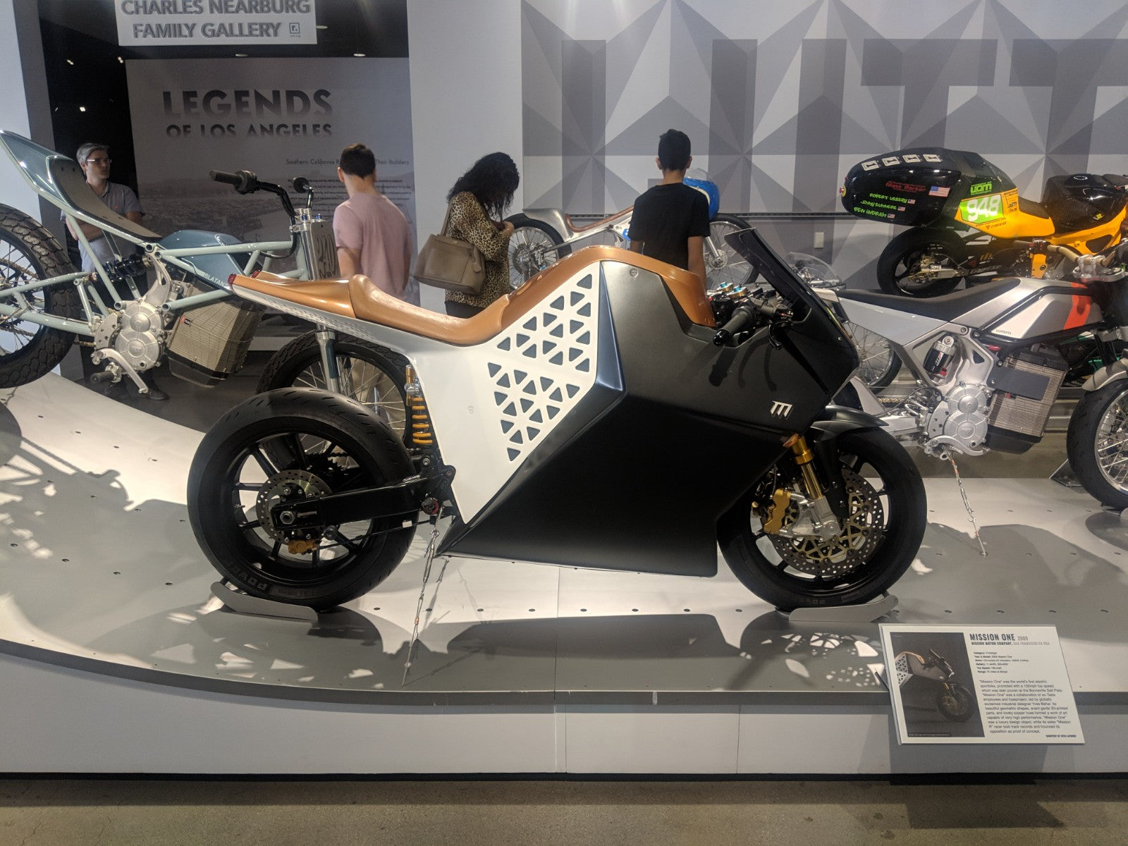 Electric Revolution at the Petersen Museum