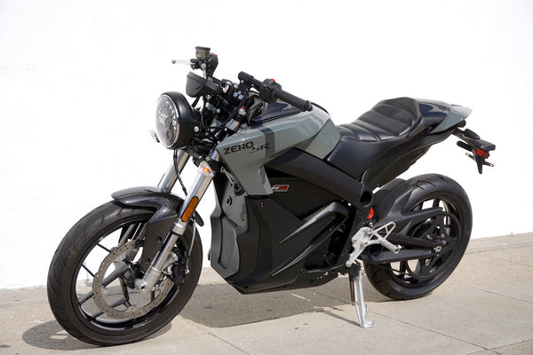 Pre-Owned 2016 Zero SR ZF13.0 *Carbon Fiber Grey Edition*