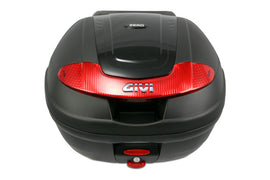 Zero Top Box by GIVI and Rack Kit (FX/FXS)