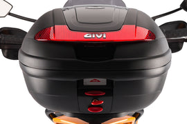 Zero Top Box by GIVI and Rack Kit (S/SR/DS/DSR)