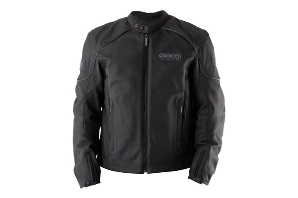 Zero Motorcycles Leather Jacket