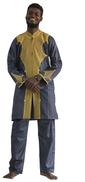 Dashiki African Couple Dress Clothing For Men and Women Friends Get V21633