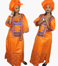 African Cloth For Womenkaftan gown Traditional  Embroidery Caftan - Afrinspiration