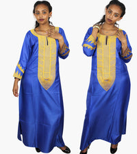 African Cloth For Women kaftan style dress Traditional X21184
