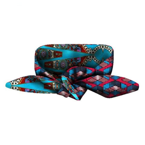 Handtie African Ankara Head Wraps For Women Ankara Scarf Dashiki  Q11774