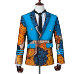 Brw 2017 African Jacket For Men Long Sleeve Top Mens Clothing Dashiki Print Blazer Outfits Wyn3444 4