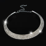 Hot Sale Limited Collier Collares Maxi Necklace Wedding Bridal Jewelry 1 Q50193