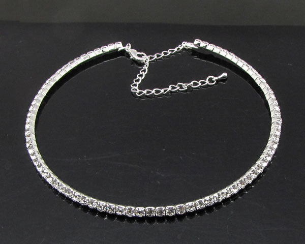 Hot Sale Real Women Maxi Necklace Collier Collares Wedding Bridal Q50146