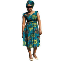 African Dresses Women Dress Brazil Maxi Plus Size  X11112