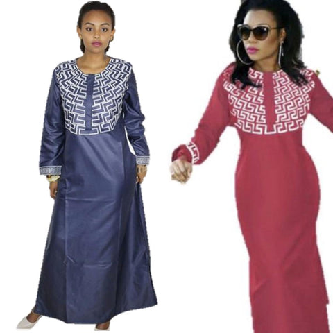 Free Shipping African Clothing New Fashion Design Dashiki Soft Material X21152