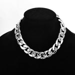 Rushed Maxi Necklace Collares Collier European and American Fashion Q50147