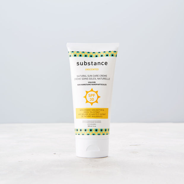 Biodegradable sunscreen made from all natural ingredients, matter outdoors sun lotion made in Canada