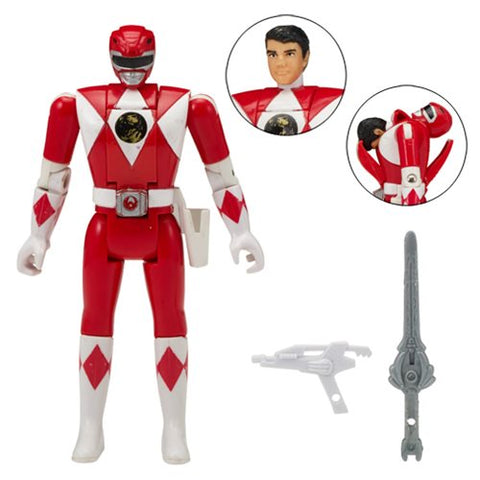 The Legacy Mighty Morphin Power Rangers Auto Morphin Jason Figure