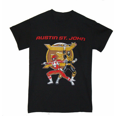 Kids Red and Gold Action Tees