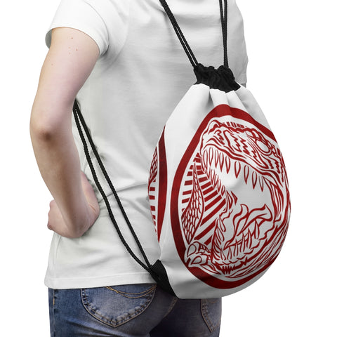 Drawstring Battle Rex Bag