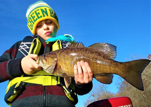 Fall River Smallmouth Strategies