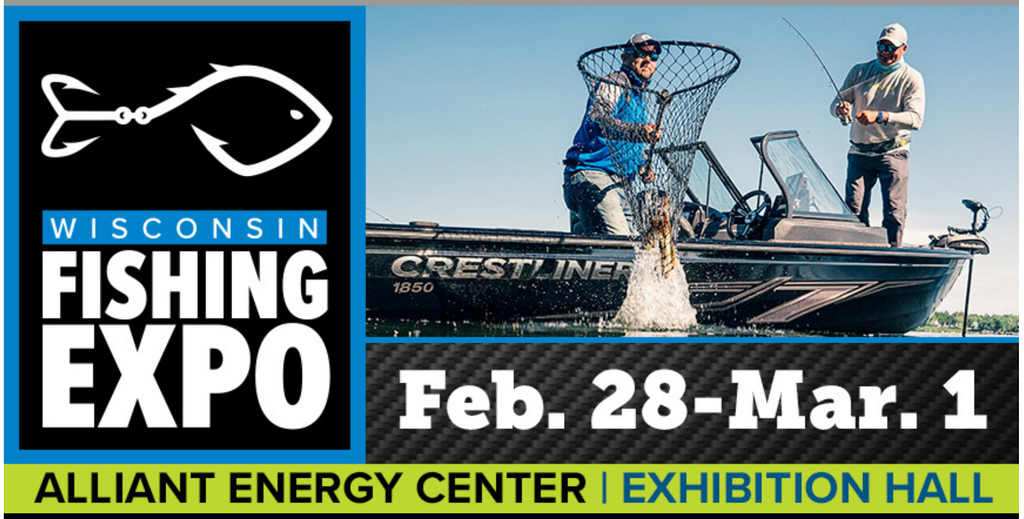 Wisconsin Fishing Expo 2020: Madison, WI