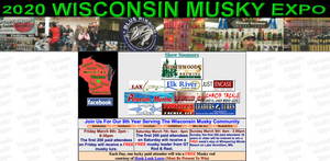2020 Wisconsin Musky Expo in Wausau: March 6-8