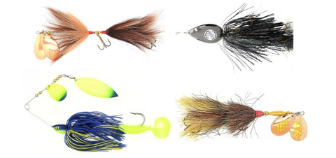 Bucktails & Spinnerbaits