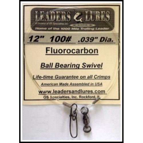 Leaders & Lures | Fluorocarbon Leader