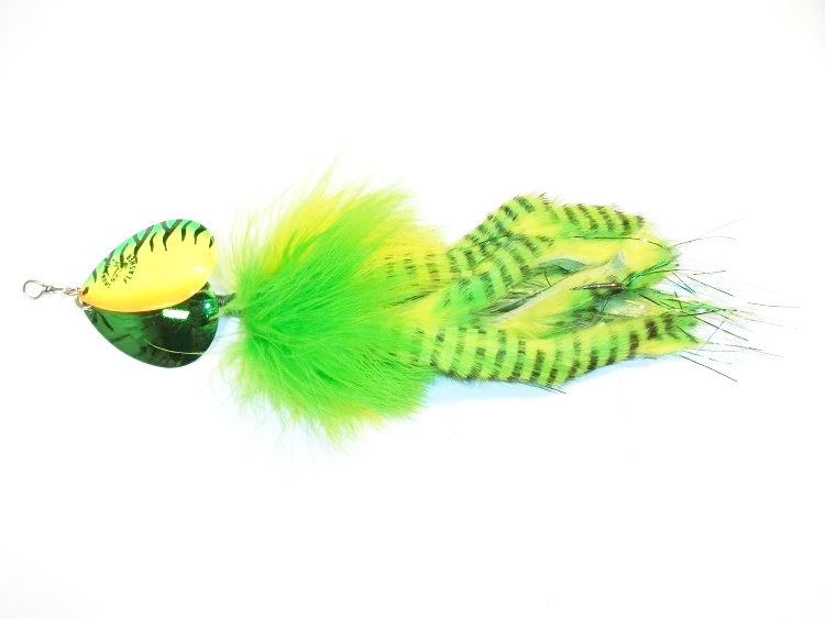 Shumway Tackle | Flasher Bunny Bou -  - Shumway Tackle - Blue Ribbon Bait & Tackle
