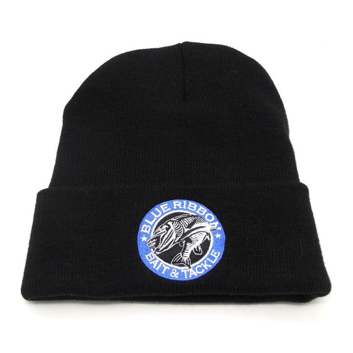 Blue Ribbon Bait & Tackle | Knit Hat -  - Blue Ribbon Bait & Tackle - Blue Ribbon Bait & Tackle
