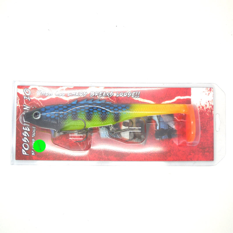 Chaos Tackle | Posseidon 10 -  - Chaos Tackle - Blue Ribbon Bait & Tackle