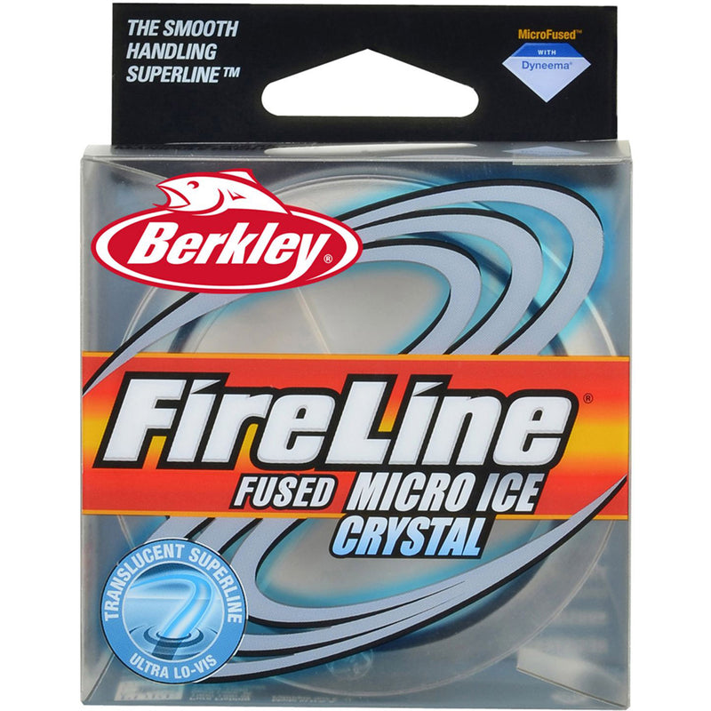 Berkley | FireLine Fused Micro Ice Crystal -  - Berkley - Blue Ribbon Bait & Tackle