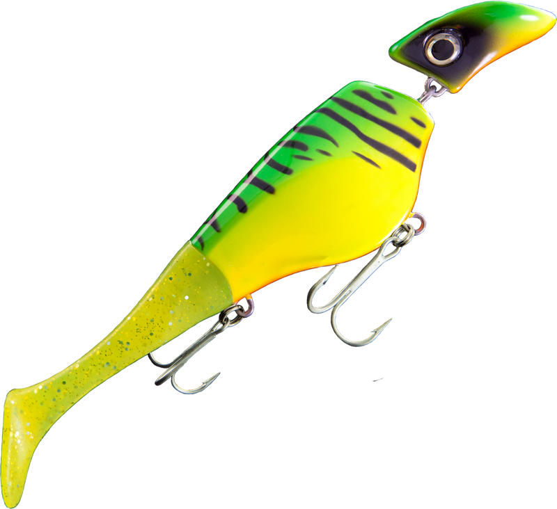 "Headbanger Lures | Headbanger Shad (6"") Floating"