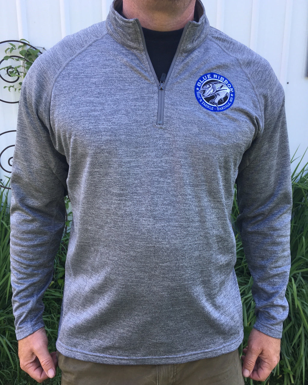 Colorado Clothing | Blue Ribbon Bait & Tackle Men's Agate Pullover -  - Colorado Clothing - Blue Ribbon Bait & Tackle