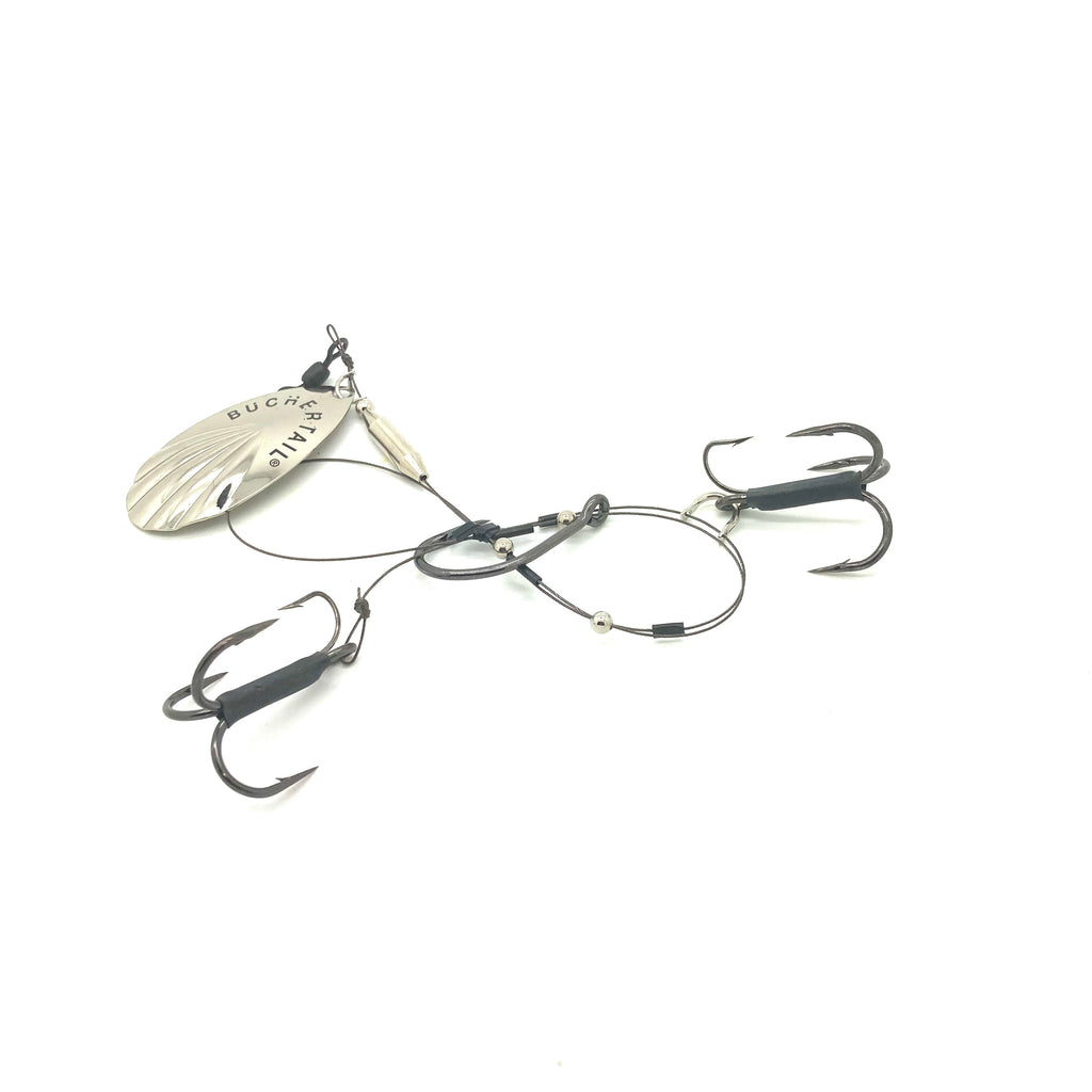 Joe Bucher Outdoors | Premium Musky Quick Set Rig w/ Spinner