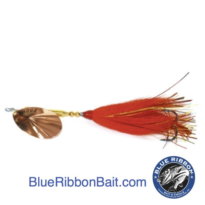 Joe Bucher Outdoors | Buchertail Tin-Buck -  - Joe Bucher Outdoors - Blue Ribbon Bait & Tackle