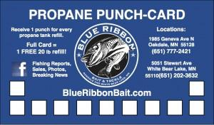 Propane Refills -  - Blue Ribbon Bait & Tackle - Blue Ribbon Bait & Tackle