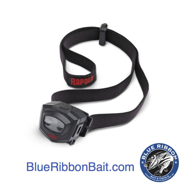 Rapala | Fisherman's Mini Headlamp -  - Rapala - Blue Ribbon Bait & Tackle